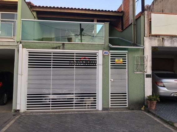 Casa A Venda No Bairro Parque Monte Alegre Em Taboão Da - 2299-1
