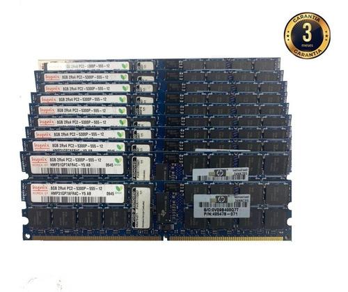 Imagem 1 de 3 de Kit Upgrade 32gb 2rx4 Pc2-5300p Dell 2950 2850 1950
