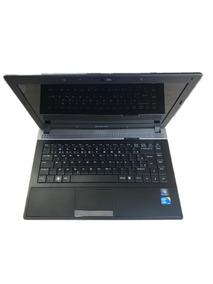 Notebook Microboard I5xx I5 4gb 320gb Windows 14