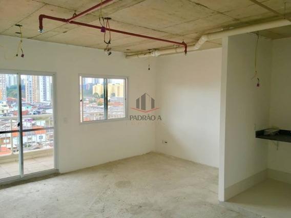 Sala Comercial Em Condomínio Para Venda No Bairro Mooca, 01 Sala, Copa, Banheiro, 2 Vagas, 41,00 M - 1516