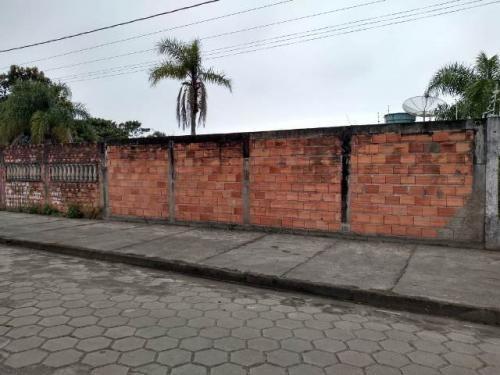 Terreno Murado No Jardim Palmeiras, Ref. C1421 L C