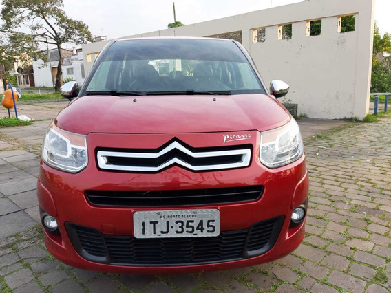 Citroën C3 Picasso 1.6 16v Exclusive Flex 5p 2013