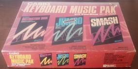 Box De Livros (partitura): Casio - Keyboard Music Pak