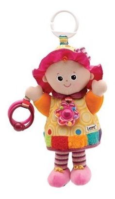 Muñeca Juguete Bebe Estimulación Emily P&g Lamaze