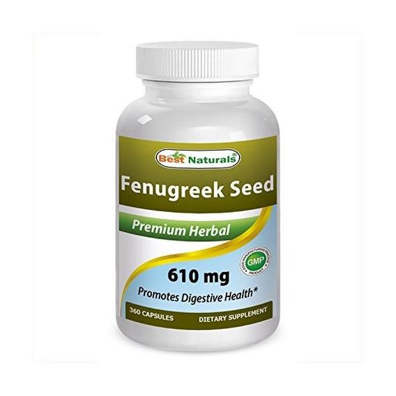 Los Mejores Productos Naturales De Semillas De Fenogreco 610