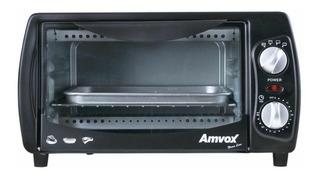 Forno elétrico Amvox AFR 3800 Preto 220V