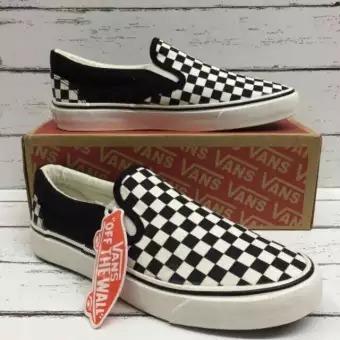 Vans Slip On Pro Checkerboard Original