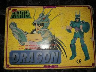 Dragon Shiryu Caballeros Del Zodiaco St Fighter+album+2 Post