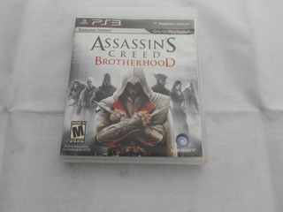 Assassins Creed Brotherhood Envío Gratis