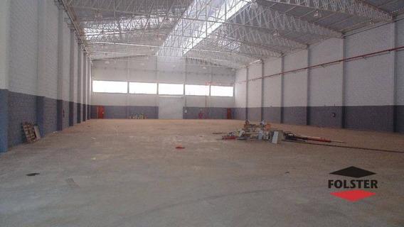 Galpão À Venda, 1750 M² Por R$ 3.500.000 - Distrito Industrial I - Santa Bárbara D