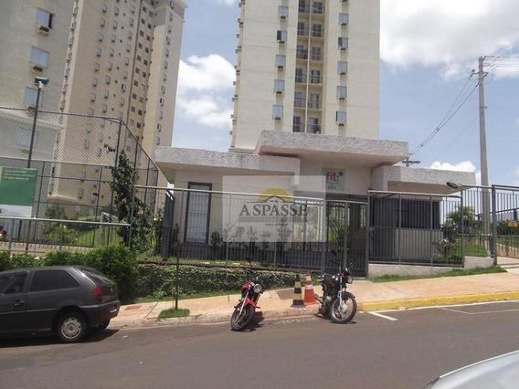 Apartamento Residencial À Venda, Ipiranga, Ribeirão Preto. - Ap0162