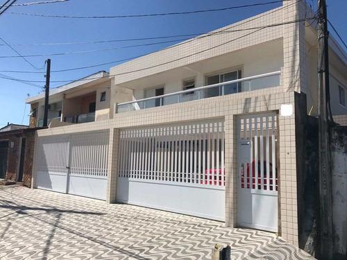 Casa De Condomínio Com 2 Dorms, Sítio Do Campo, Praia Grande - R$ 250 Mil, Cod: 254 - V254