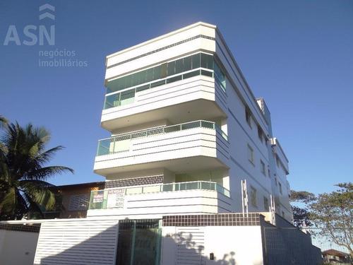 Imagem 1 de 13 de Apartamento Com 03 Dormitórios Em Costazul Na Quadra Da Praia - Rio Das Ostras-rj - Ap0059