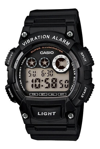 Relógio Original Casio W-735h-1avdf