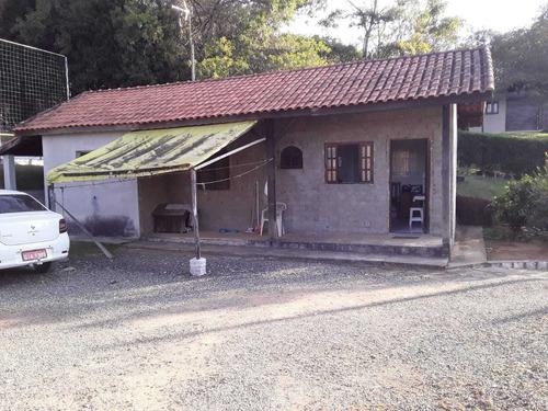Imagem 1 de 13 de Chacara Em Condominio Em Ibiuna Cod:876