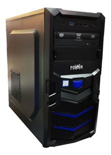 Torre Intel Core I5 9400f 2.9ghz 4gb Ddr4 2666 1tb Video 1gb