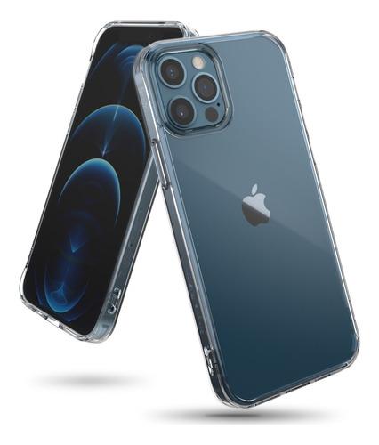 Imagen 1 de 5 de Funda iPhone 12 & 12 Pro Ringke Fusión Original Anti Golpes