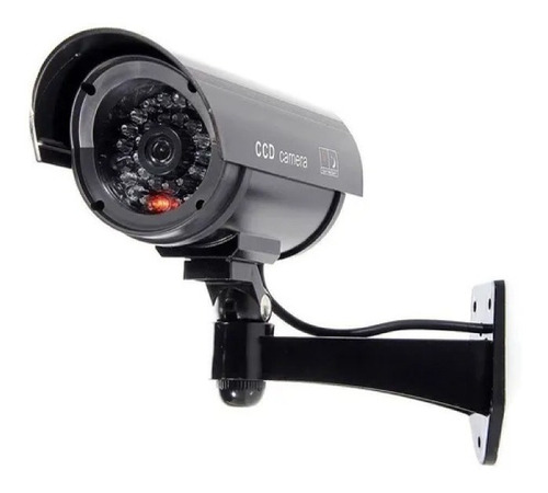 Wali Bullet Dummy Falso Vigilancia De Seguridad Cctv Cámara