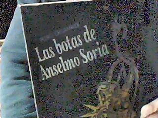 Las Botas De Anselmo Soria Pedro Orgambide Colihue