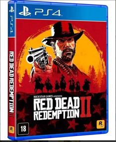 Red Dead Redemption 2 Ps4 Mídia Física [lacrado - Original]
