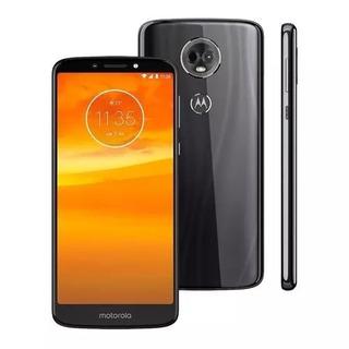 Baixou! Motorola Moto E5 Plus 32gb/3gb Biometria + Capa