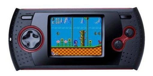 Master System Portátil Tectoy Com 40 Jogos Na Memória
