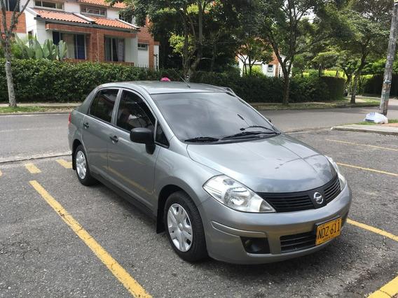 Nissan Tiida 1.6 Modelo 2013 65000 Kms Negociable