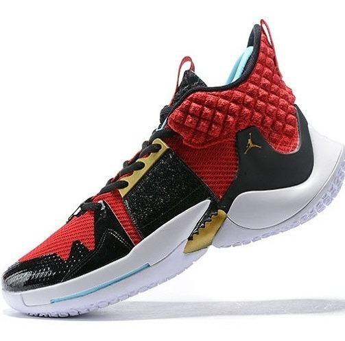 Tênis Jordan Why Not 0.2 Lebron Basquete Importado Novo Kobe