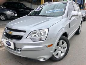 Chevrolet Captiva 2.4 Sport Ecotec 5p Ano 2012