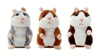 Hamster Parlante, Maravilloso, Repite Todo Lo Que Digas