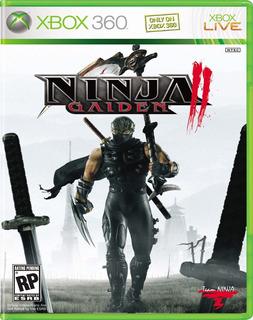Ninja Gaiden 2 Xbox 360 Nuevo Y Sellado (en D3 Gamers)