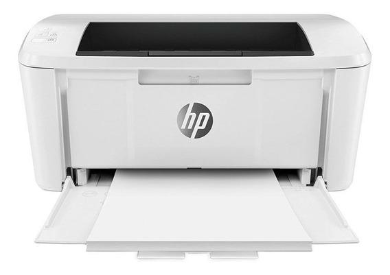 Impressora Laserjet Mono Hp Laserjet M15w 18ppm Wireless