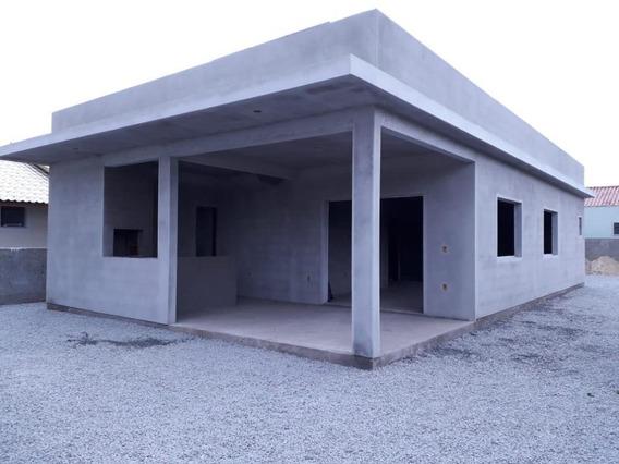 Casa Com 3 Dormitórios À Venda, 110 M² Por R$ 400.000,00 - Pinheira - Palhoça/sc - Ca2848