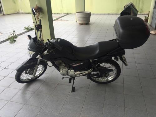 Moto Honda Cg 150 Flex + Bauleto
