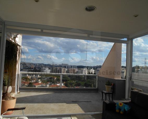 Cobertura 300,900m² 4 Dormitórios Vila São Francisco - Ap13379 - 34284065