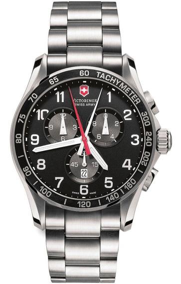 Relógio Victorinox Swiss Army Chrono Classic Xls 45mm