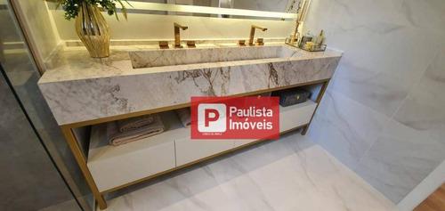 Apartamento À Venda, 166 M² Por R$ 2.398.894,00 - Brooklin Novo - São Paulo/sp - Ap31133