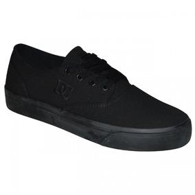 Tênis Dc Shoes New Flash 2 Tx Preto 11093 Original