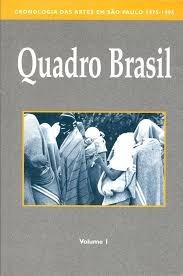 Cronologia Das Artes Em Sao Paulo 1975-1995 Quadro Brasil Vo