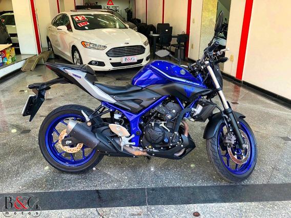 Yamaha Mt 03 321cc - 2018