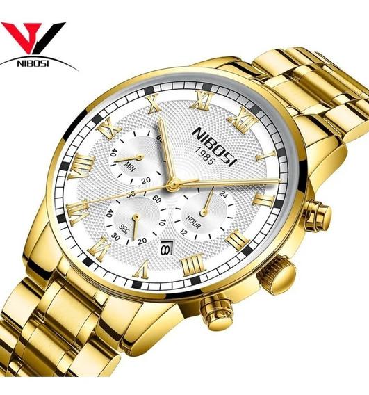Relógio Masculino Nibosi 2339