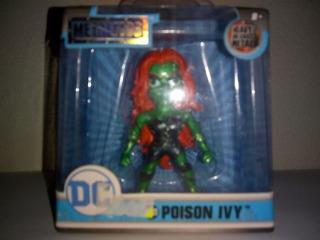 Jada Metal Figs Poison Ivy Zona Retro Juguetería Vintage