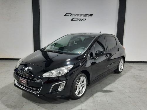 Peugeot 308 1.6 Allure Nav Hdi 115cv 2013 $1250000