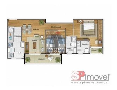 Imagem 1 de 1 de Apartamento - 223