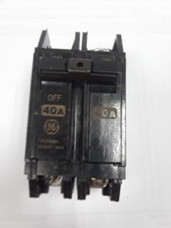 Breaker Tqc Superficial 2 X 50 Y 2 X 60 Amp General Electric