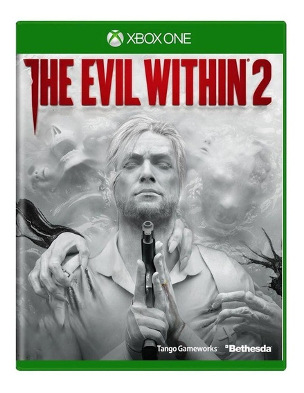 The Evil Within 2 Xbox One Mídia Física Pronta Entrega