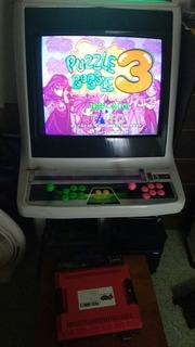 Puzzle Bobble 3 - Taito F3 Jamma Arcade