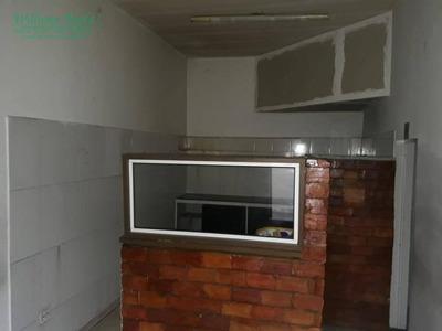 Salão Para Alugar, 50 M² Por R$ 1.500/mês - Vila São Jorge - Guarulhos/sp - Sl0119