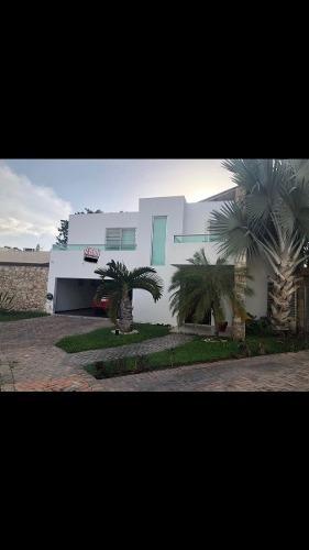 Casa En Algarrobos Desarrollo Residencial, Mérida