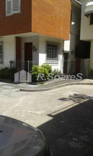 Casa De Vila-à Venda-botafogo-rio De Janeiro - Ldcv30003